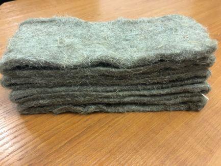 Льняные коврики для микрозелени микрогрин