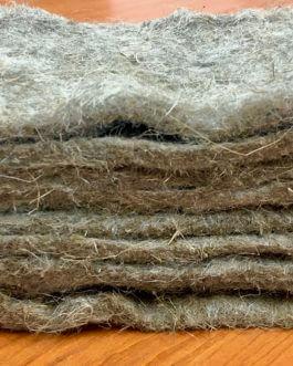 Коврики в метраже для выращивания микрозелени льняные микрогрин