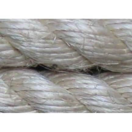 Сизалевые канаты и веревки